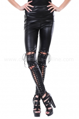Pants Lux Leather