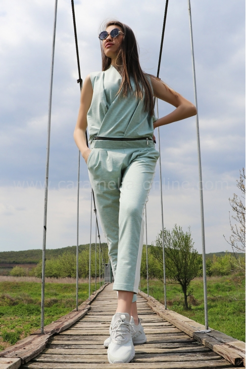 Jumpsuit Sport Mint 042038