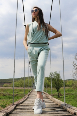Jumpsuit Sport Mint