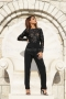 Jumpsuits Leather Roses 042051 1