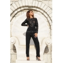 Jumpsuits Leather Roses