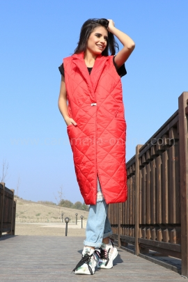 Vest Red Style
