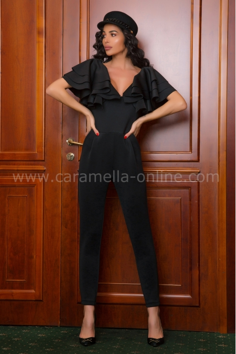 Jumpsuit Carden Black 042055