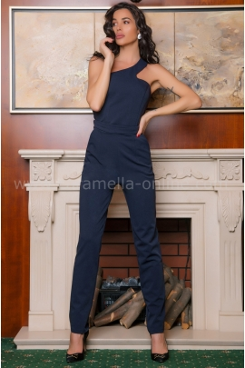 Jumpsuit Blue Emma