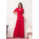 Jumpsuit In Red