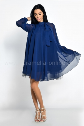 Dress Blue Lorene