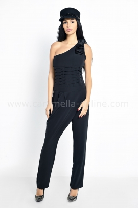 Jumpsuit Black Miller