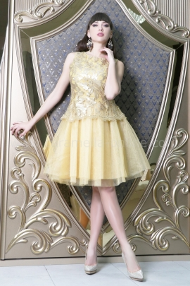 Dress Golden Eye