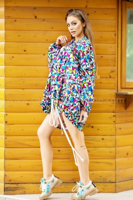 Jacket Abstract Sport