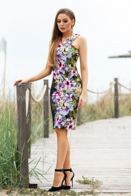 Dress Flowers Summer