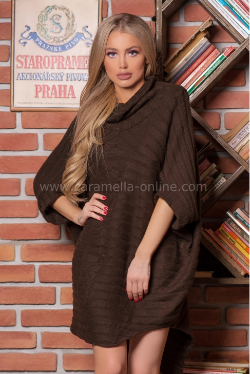 Tunic Brown Style 022493