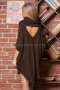 Tunic Brown Style 022493 2