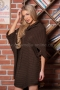 Tunic Brown Style 022493 3