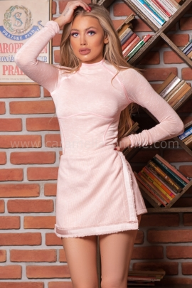 Body-Blouse Soft Pink